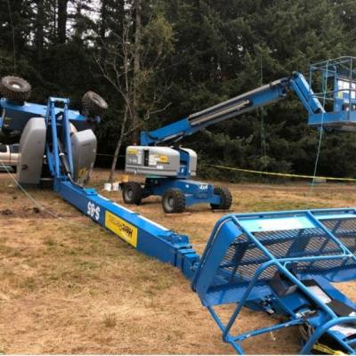 US Events Companies Fined Over Fatal Boom Lift Accident